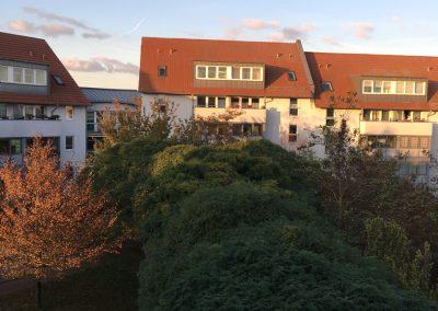 4-Zimmer-Wohnung mit Balkon, frisch renoviert auf Wunsch fix und fertig mit Einbauküche WE80KW26