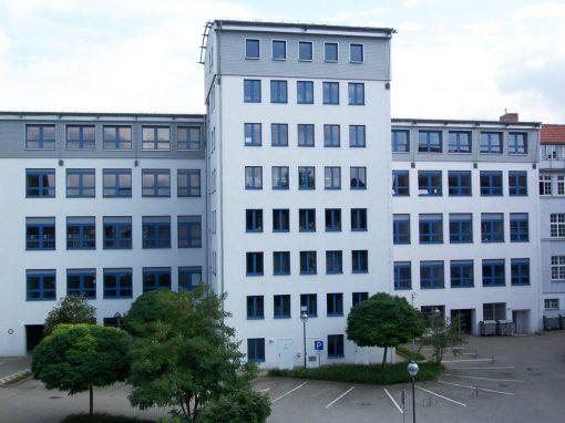 Bürogebäude in Mühlhausen/Thüringen