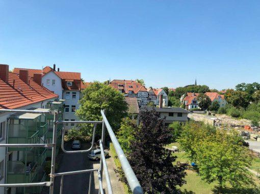 Helle und freundliche Eigentumswohnung in Mühlhausen
