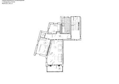 2-Zimmer-Wohnung mit Balkon, frisch renoviert auf Wunsch fix und fertig mit Einbauküche – WE24LS29