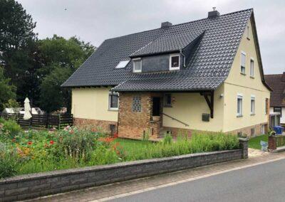 Großzügiges EFH mit gehobener Ausstattung  in gepflegter Ortsrandlage von Frielendorf-Obergrenzebach