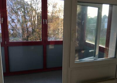 1,5-Zimmer-Wohnung mit Balkon, frisch renoviert auf Wunsch fix und fertig mit Einbauküche WE75KW26